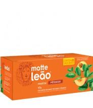Chá Mate Pêssego 40g Matte Leão