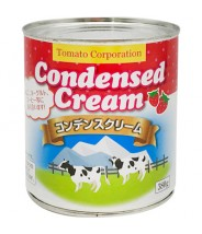 Condensed Cream ( Leite Condensado )380g Tomato Corporation
