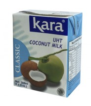 UHT Coconut Milk 200ml Kara