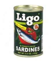 Ligo Sardines Green 155mg