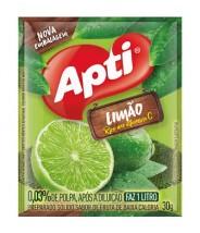 Suco em Pó de Limão 30g Apti