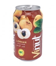Longan Juice Drink 330ml Vinut