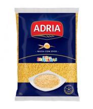 Macarrão Sopa de Letrinhas 500g Adria