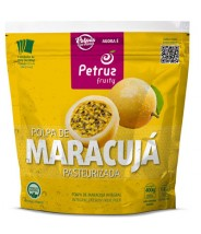 Polpa de Maracujá 400g Petruz Fruit