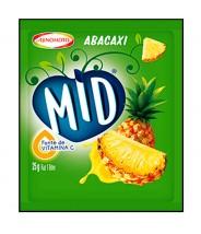 Suco em Pó sabor Abacaxi 25g Mid