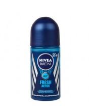 MASCULINO - Nivea Desodorante Men Fresh Active Roll on - 50ml
