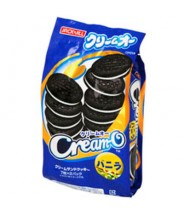 Oreo Vanilla Cream