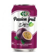 Passion Fruit Juice 330ml Yolo