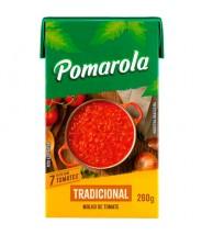 Molho de Tomate Trad. Tetra 260g Pomarola