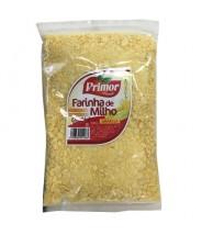 Farinha de Milho Amarela 500g Primor