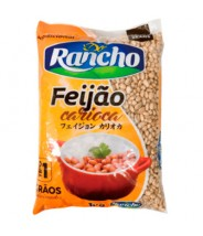 Feijão Carioca 1Kg Do Rancho