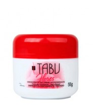 Desodorante em Creme Flores  55g Tabu