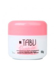 Desodorante em Creme Romance 55g Tabu