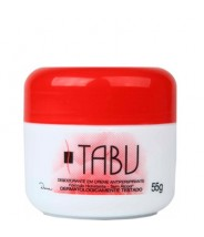 Desodorante em Creme Tradicional 55g Tabu
