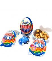 Ovo Surpresa de Chocolate ( Surprise Toy's Egg ) 13.4g Yaokin