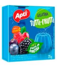 Apti Gelatina Tutti Frutti 35g