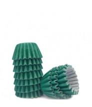 Forminha de Papel Verde N6 200Un. Bax