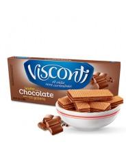 Wafer Chocolate 120g Visconti * Val 02-12-2020