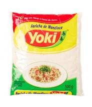 Farinha de Mandioca CRUA 500g Yoki
