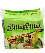 Green Curry 5x70g YumYum