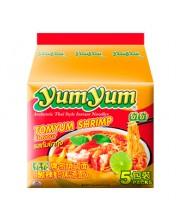 Lamen Tomyum Shrimp 70g x 5 Yum Yum